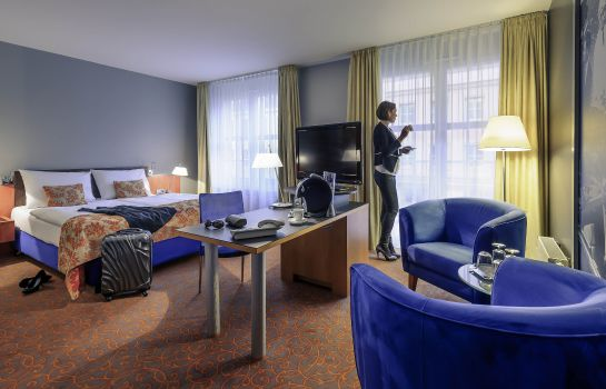 Zimmer Mercure Hotel & Residenz Berlin Checkpoint Charlie