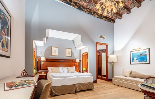 Suite junior All'Angelo Art Hotel