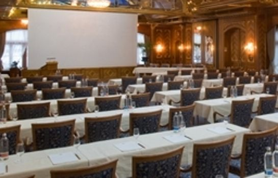 Kongress-Saal Grand Hotel Zermatterhof