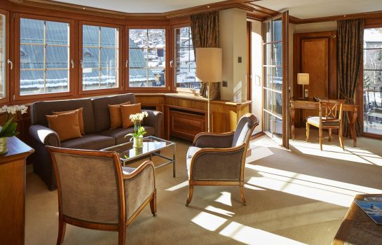 Suite Grand Hotel Zermatterhof