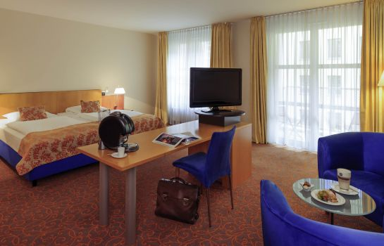 Suite Mercure Hotel & Residenz Berlin Checkpoint Charlie