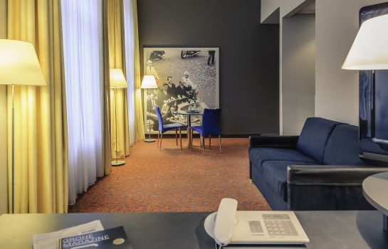Info Mercure Hotel & Residenz Berlin Checkpoint Charlie