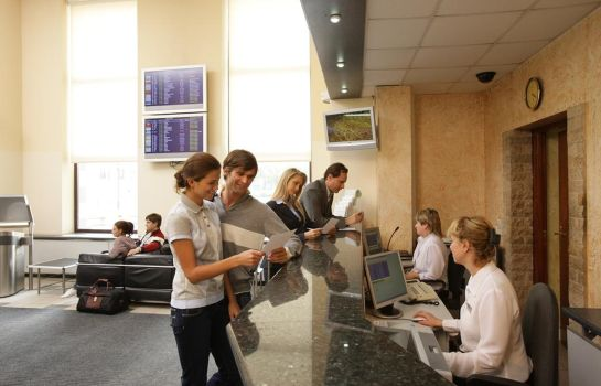 Reception Airhotel Domodedovo
