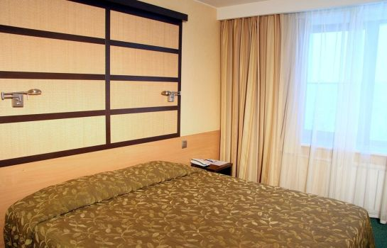 Single room (standard) Airhotel Domodedovo