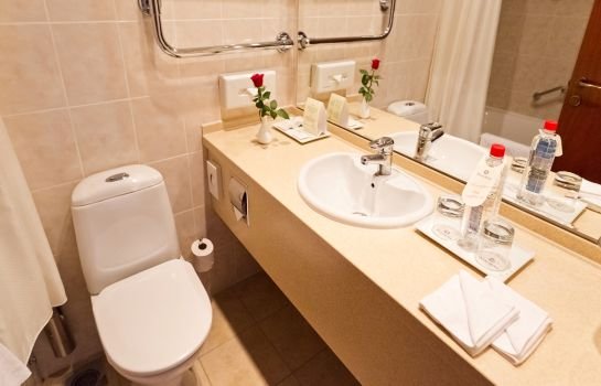 Bagno in camera Hotel Korston Moscow