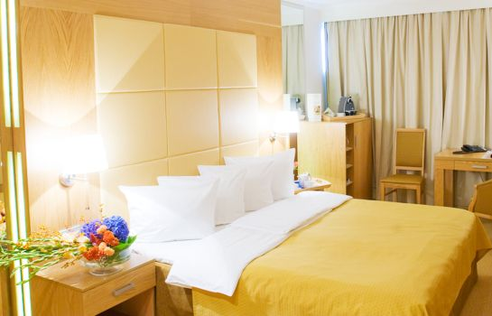 Single room (superior) Hotel Korston Moscow