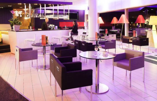 Hotel-Bar Novotel Zurich City West