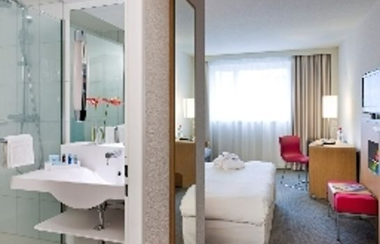 Badezimmer Novotel Zurich City West