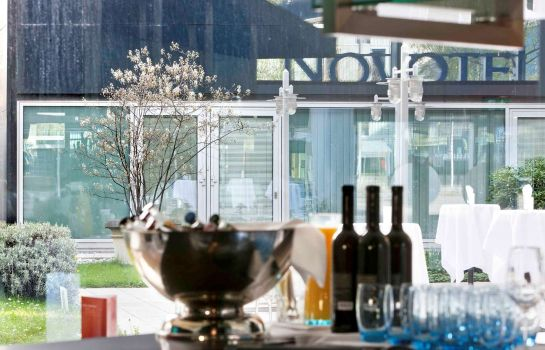 Restaurant Novotel Zurich City West