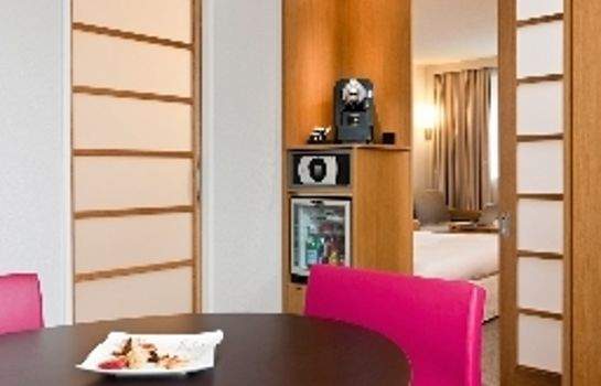 Suite Novotel Zurich City West