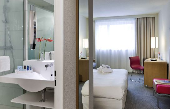 info Novotel Zurich City West