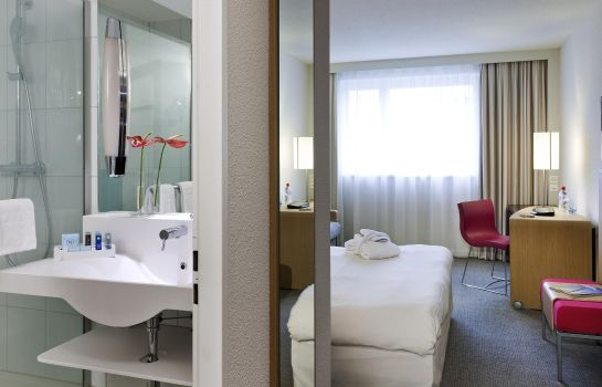 Chambre Novotel Zurich City West