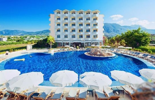 Außenansicht Sunshine Hotel - All Inclusive