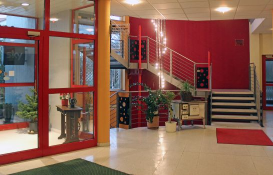 Innenansicht Sporthotel Öhringen
