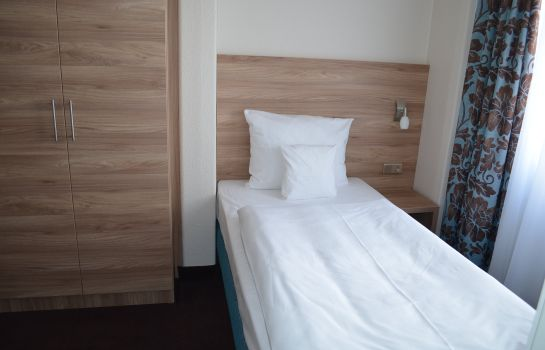 Single room (standard) MSR Hotel