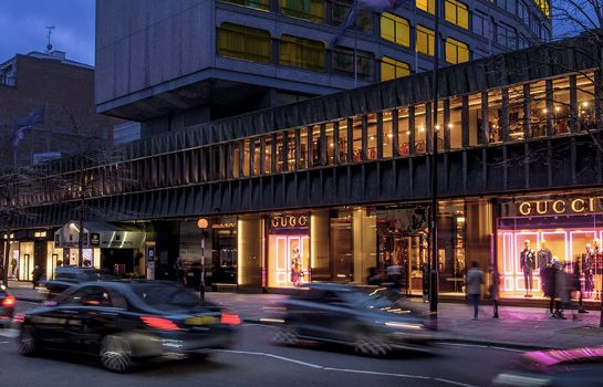 Exterior view Millennium London Knightsbridge