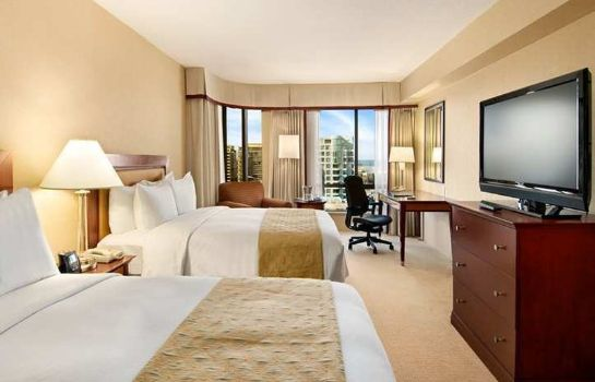 Zimmer Hilton Vancouver Airport