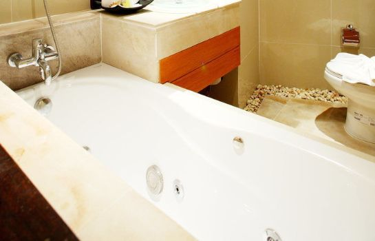 Bagno in camera Club Bamboo Boutique Resort & Spa