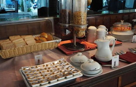 Sala colazione Club Bamboo Boutique Resort & Spa