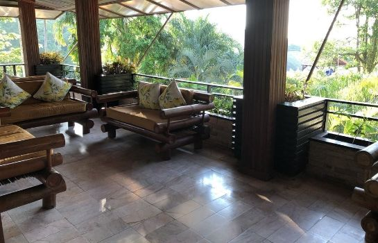 Hotelhalle Club Bamboo Boutique Resort & Spa
