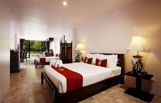 Standardzimmer Club Bamboo Boutique Resort & Spa