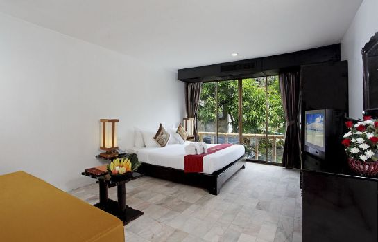 Doppelzimmer Komfort Club Bamboo Boutique Resort & Spa