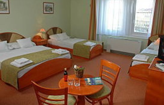 Kamers Baross City Hotel