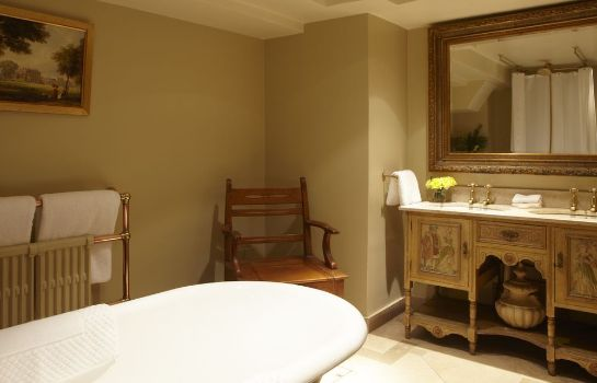 Bagno in camera The Rookery Hotel