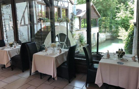 Restaurante Le Moulin du Landion Hôtel & Spa