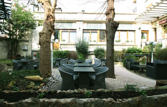 Terrasse Le Crystal