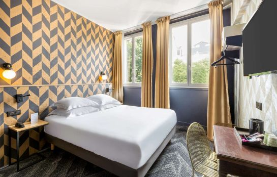Chambre Best Western Hotel Centre Reims
