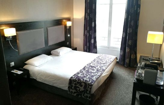 Chambre Golden Tulip Reims l'Univers