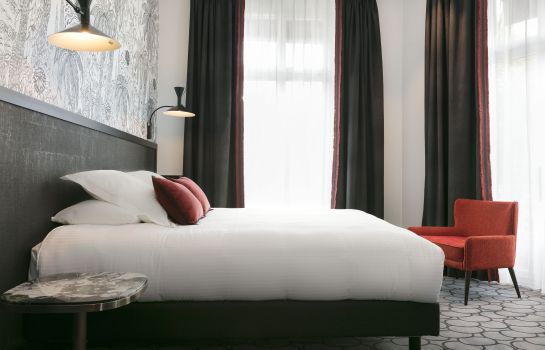 Chambre double (confort) Grand Hotel Continental
