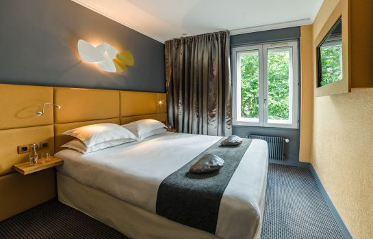 Double room (standard) Residence Europe