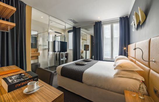 Chambre double (standard) Residence Europe
