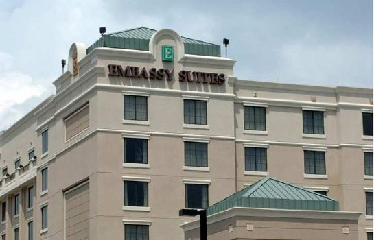 Buitenaanzicht Embassy Suites by Hilton Orlando Downtown