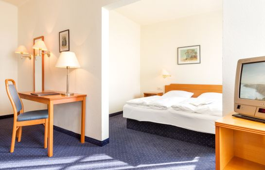 Double room (superior) Kurhotel Sassnitz