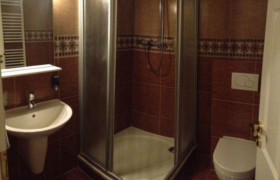 Bagno in camera Art Deco Hotel Hoffmann
