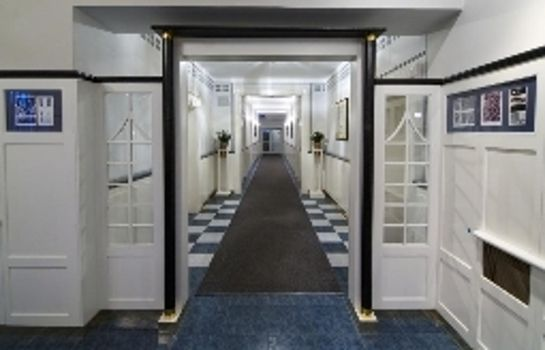 Hall Art Deco Hotel Hoffmann