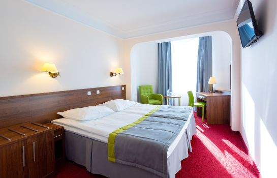 Doppelzimmer Standard Papuga Park Hotel Spa&Wellness