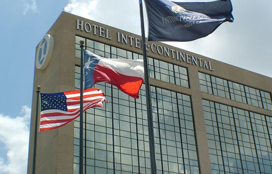 Außenansicht InterContinental Hotels DALLAS