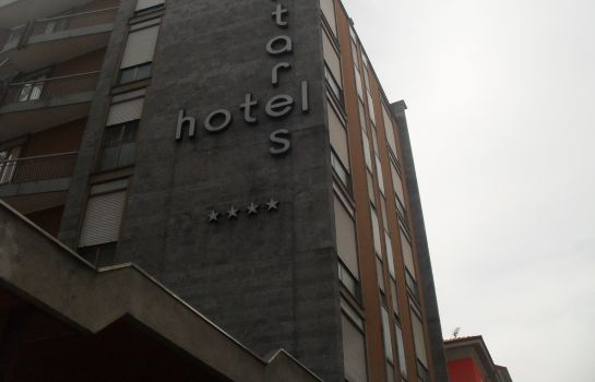 Exterior view Hotel Antares