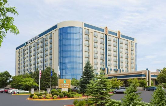 Vista esterna Embassy Suites by Hilton Minneapolis Airport