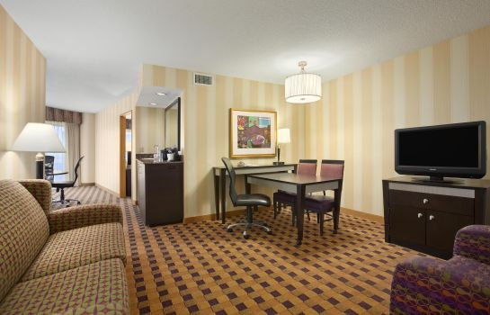 Kamers Embassy Suites by Hilton Minneapolis Airport