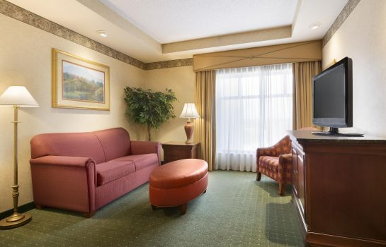 Suite Embassy Suites by Hilton Lincoln