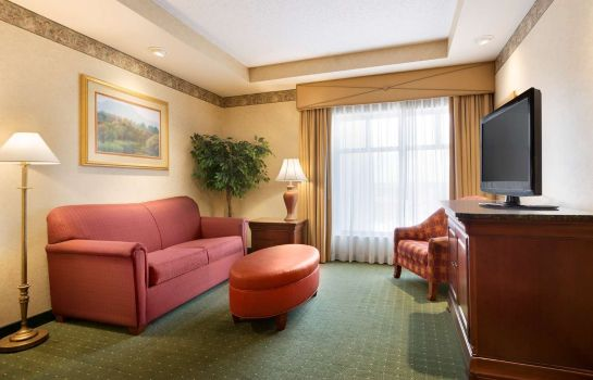 Zimmer Embassy Suites by Hilton Lincoln