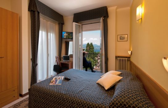 Double room (superior) Boston Stresa Lago Maggiore