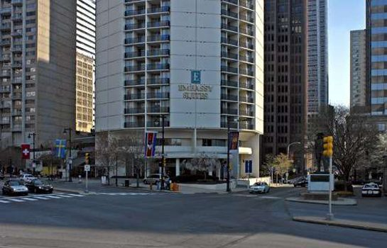 Widok zewnętrzny Embassy Suites by Hilton Philadelphia Center City