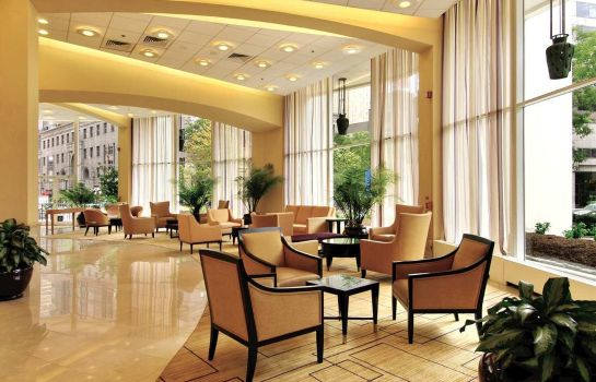 Hotelhalle Embassy Suites by Hilton Philadelphia Center City