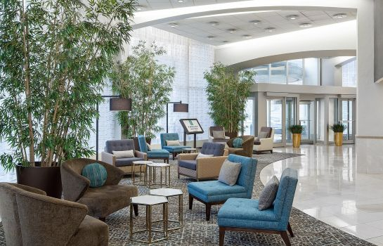 Hol hotelowy Embassy Suites by Hilton Philadelphia Center City